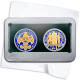BSA Boy Scouts Gift Box set