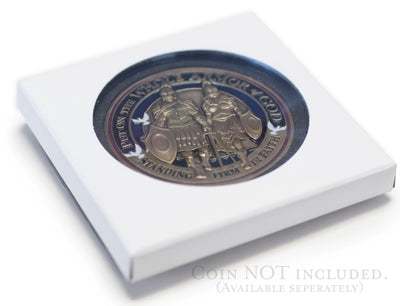 Armor Coin Capsule with Gift Box