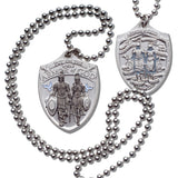 Armor of God Dogtag