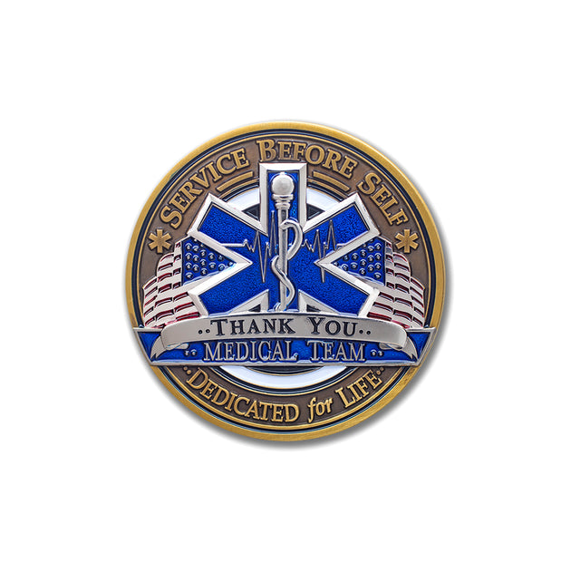 Emergency Medical Coin