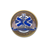 Medical Star of Life Emblem