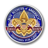 Eagle Scout Coin