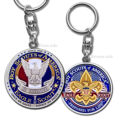 Eagle Scout Key Chain