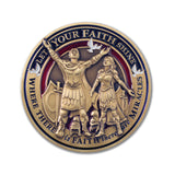 Faith in God Coin
