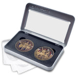 Faith in God Double Coin Gift Box Set