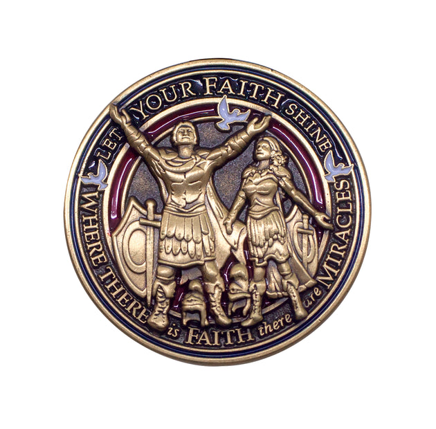 Faith Lapel Pin