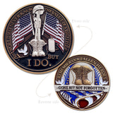 Fallen Hero Flag Challenge Coin