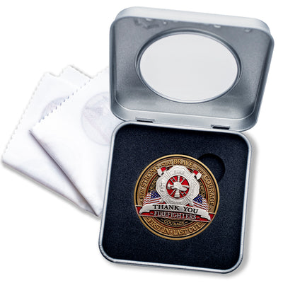 Firefighter Appreciation Gift Box