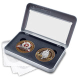 Firefighter Brotherhood Coin Gift Box Set