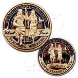 Army of Helaman Stripling Warriors Coin