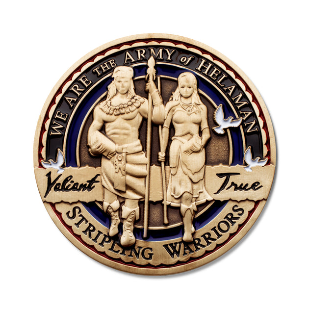 Stripling Warriors Medallion