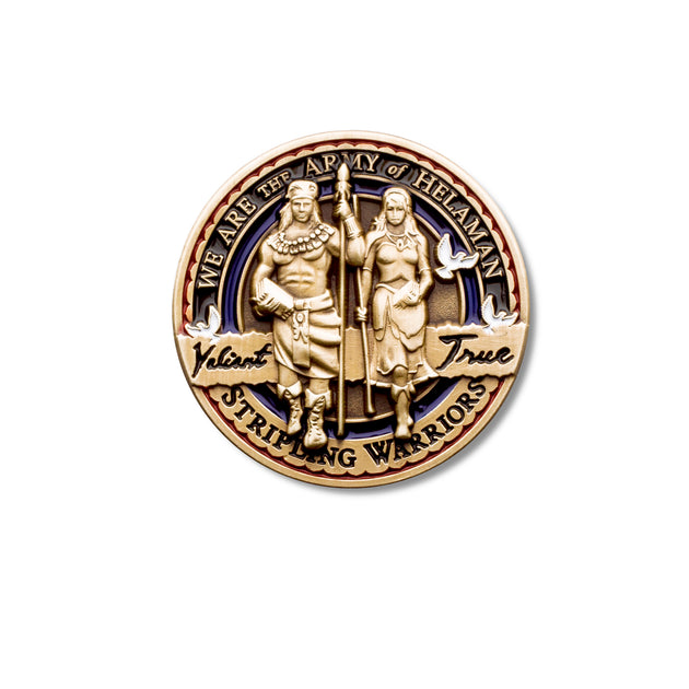 Army of Helaman Soldiers Pin
