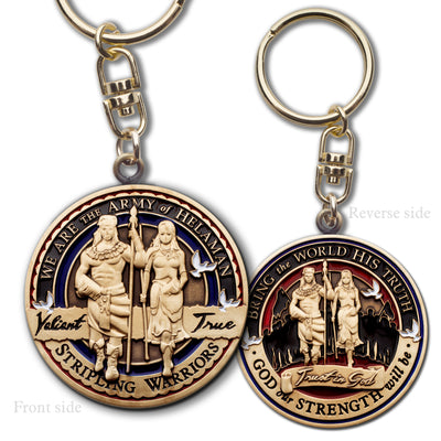 Army of Helaman Key Chain