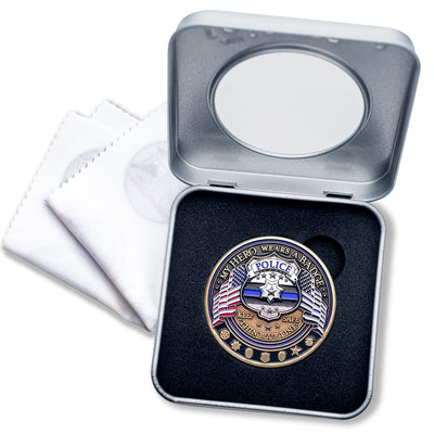 Police Appreciation Gift Box