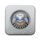 Police Appreciation Coin Box