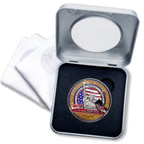 Military Appreciation Coin Gift Box