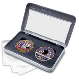 Military Veterans and Military Appreciation Two Coin set