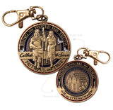Called to Serve Key Chain
