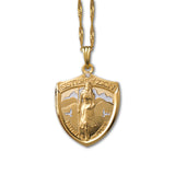 LDS Sister Missionary Necklace Pendant Gift Gold