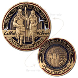 LDS Missionary Medallion