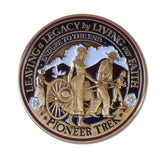 Pioneer Trek bronze coin