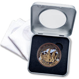 Pioneer Trek Medallion gift box