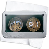 Pioneer Trek double coin gift set