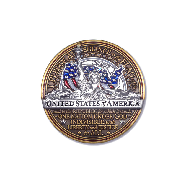 Liberty Flag Coin