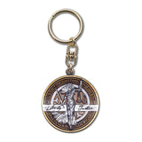 Lady Justice Key Chain