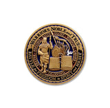 Sons of Mosiah scriptures Medallion