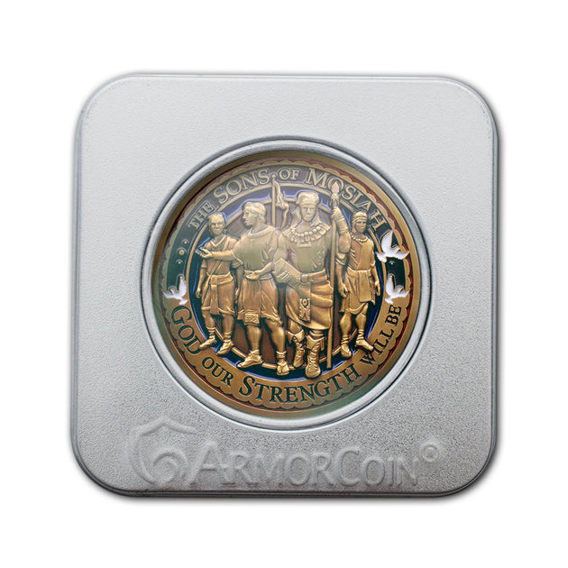 Sons of Mosiah Medallion Gift Box