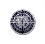 SWAT Award Coin
