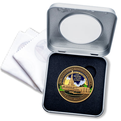 Idaho Falls Temple Medallion Gift Box