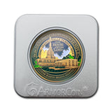 Idaho Falls Temple Medallion Gift