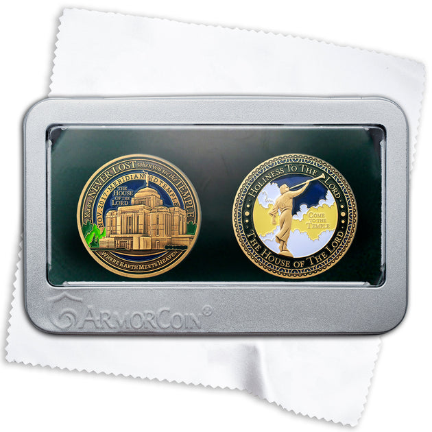 Meridian Temple Gift Set