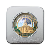 Payson Temple Medallion Gift Box
