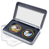 Payson Utah Temple Double Coin Gift set