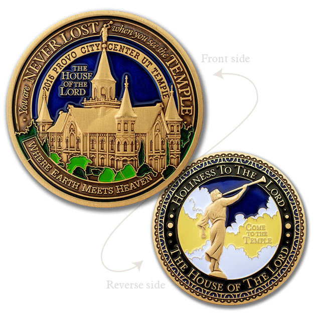 Provo City Center Token