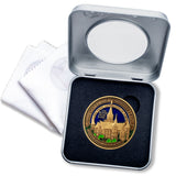 Provo City Center Medallion Gift Box