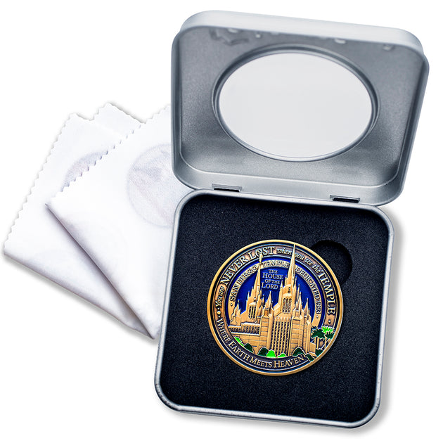 San Diego LDS Temple Gift