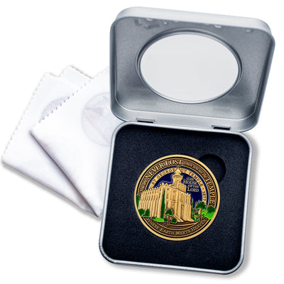 Saint George Temple Gift Box