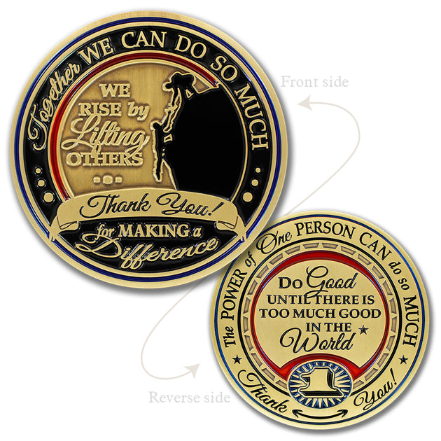 Token of Appreciation Gift Coin