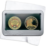 Tokens of Gratitude two coin gift box set