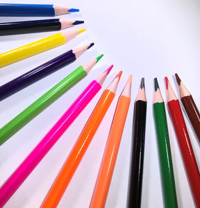 Yalong Colored Pencil | 12 Pencils (Single Pack)