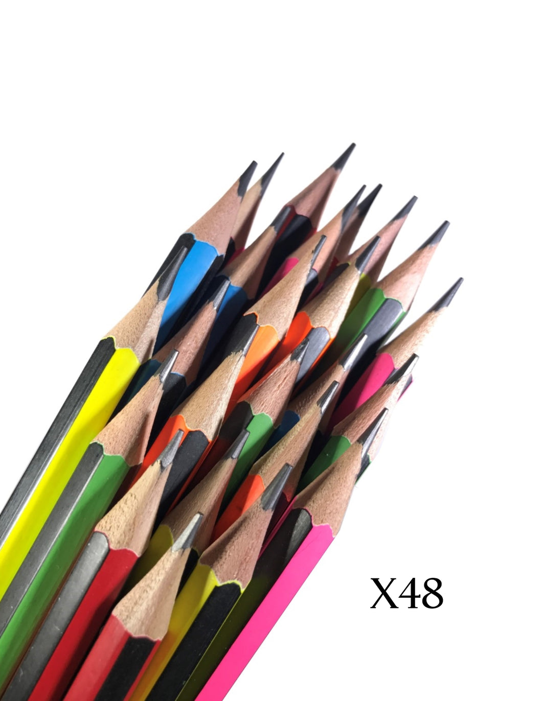 Yalong HB Lead Pencils | 12 Pencils (12 Pack)