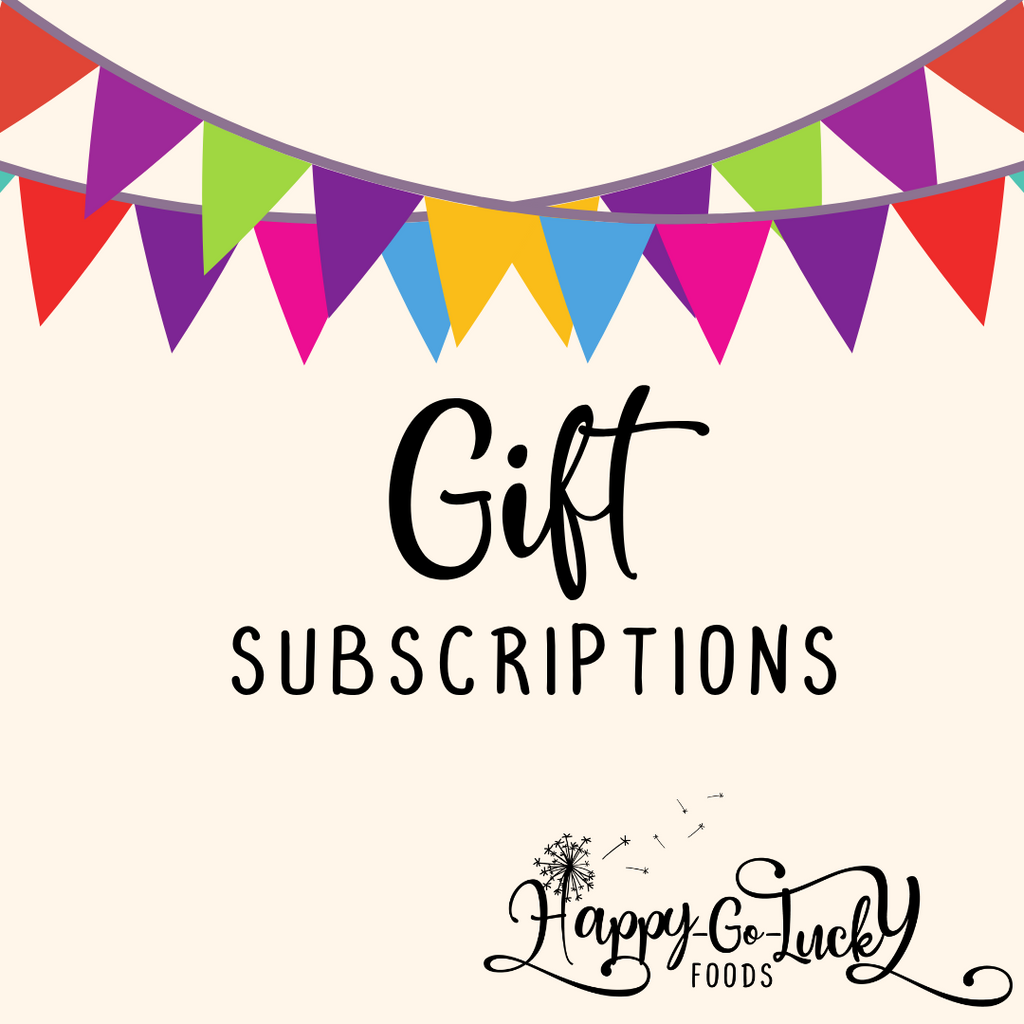 Prepaid Gift Subscription ~ only $24 per month!