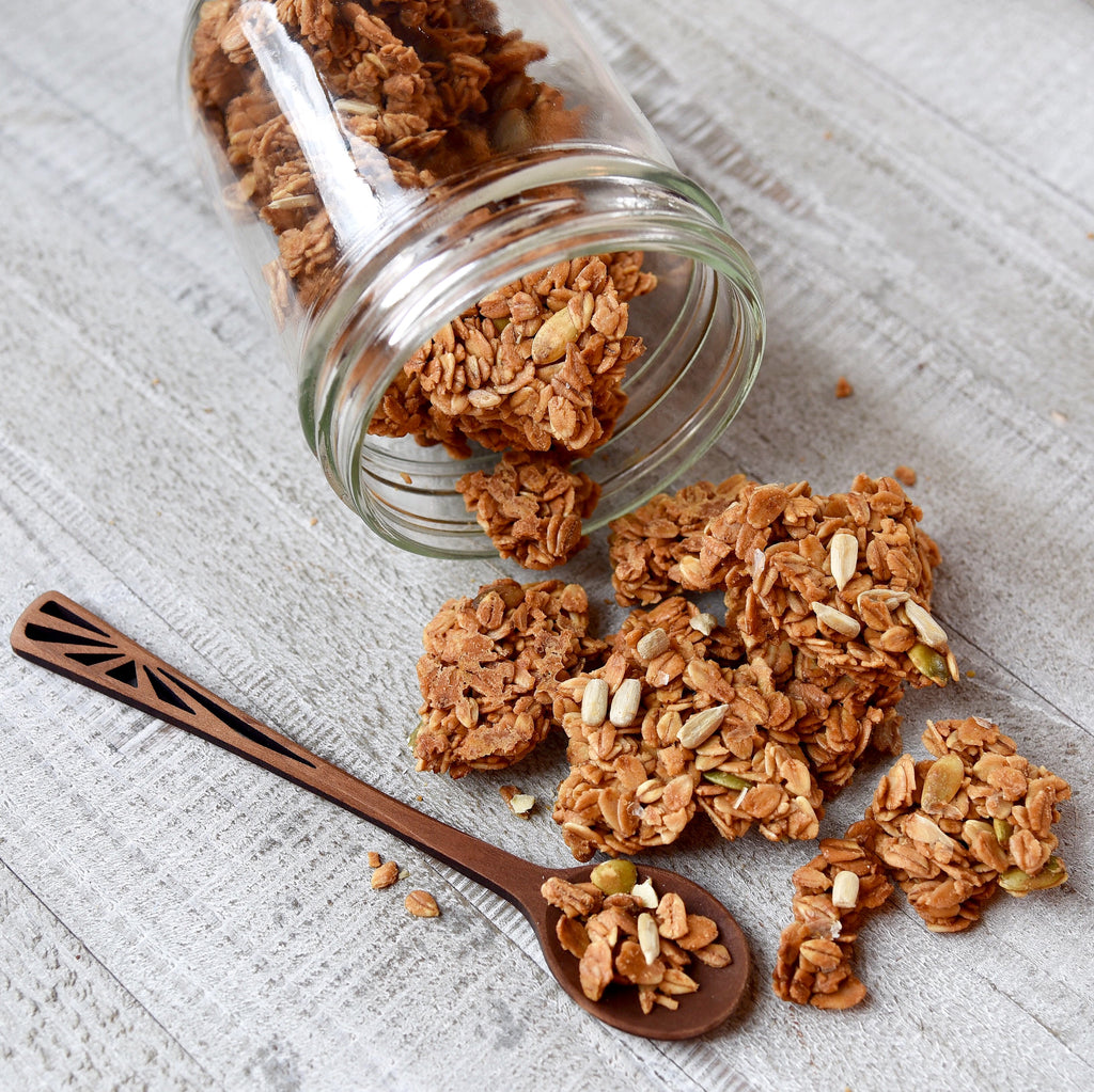 Three Seed Granola