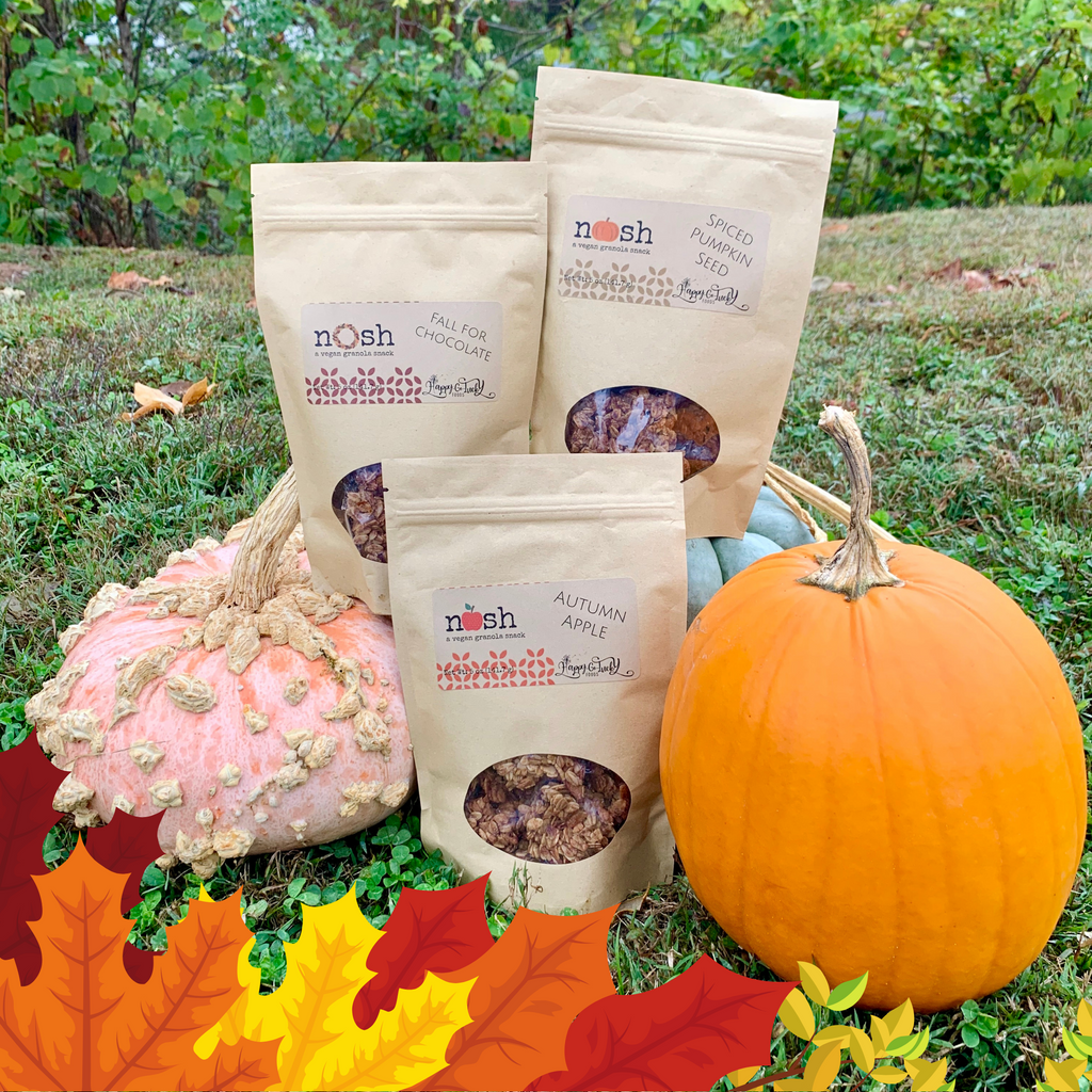 Fall Harvest Sampler ~ Apple, Pumpkin & Chocolate