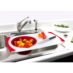 Over-The-Sink® Strainer Board