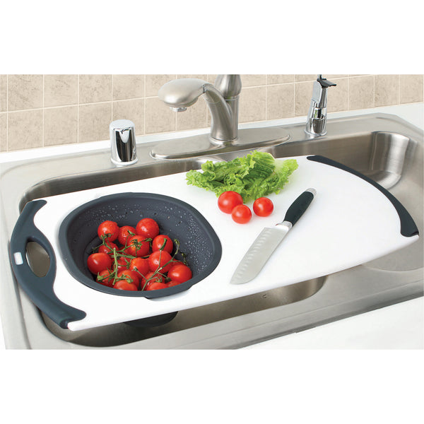 Over-The-Sink® Strainer Grippboard